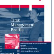 time management profile